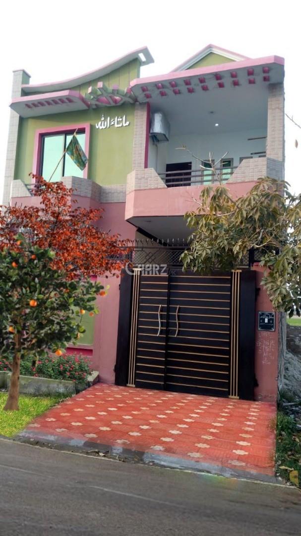 5 Marla House for Sale in Burewala Al-hamad City-505 Road