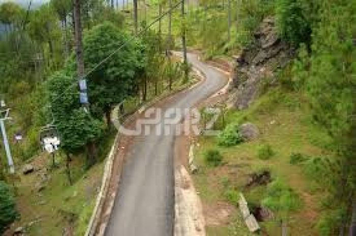 5 Marla Residential Land for Sale in Islamabad Bahria Enclave Sector B-1