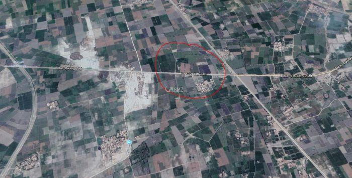 512 Kanal Agricultural Land for Sale in Karachi Daulat Pur (haberi) Nawabshah