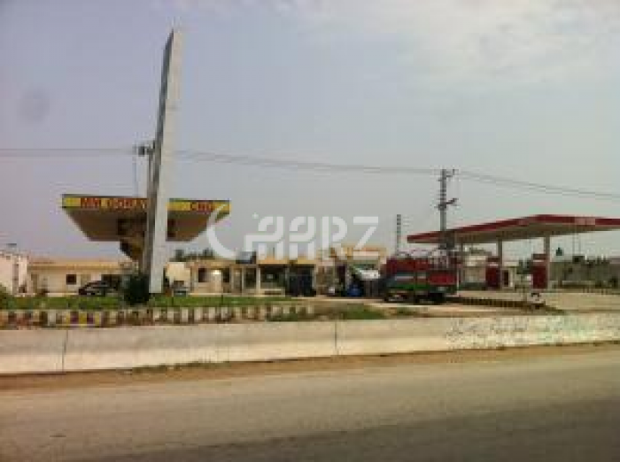 8 Kanal Commercial Land for Sale in Faisalabad Samundri Road, Adda-465 Gb Santoki