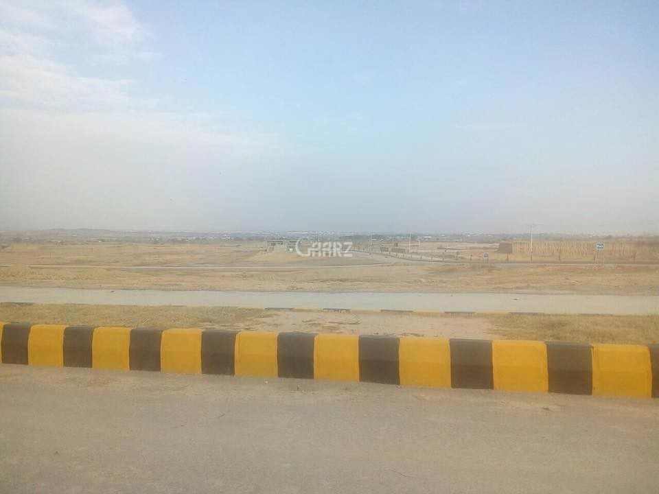 8 Marla Plot for Sale in Islamabad DHA Valley, Gloxinia Block