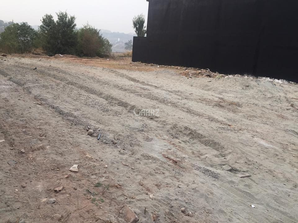 8 Marla Plot for Sale in Islamabad I-14/2
