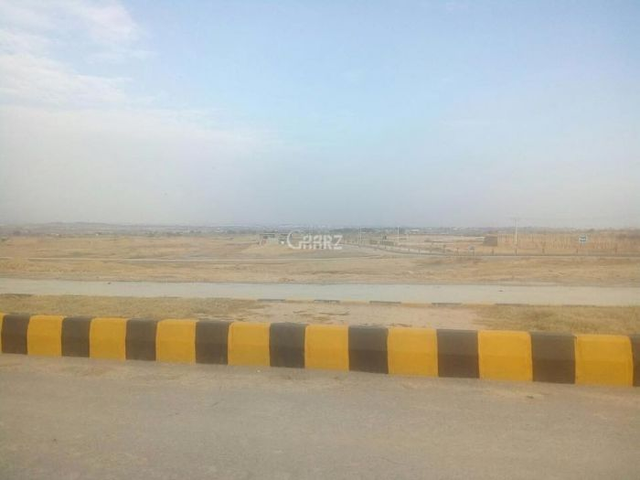 8 Marla Plot for Sale in Rawalpindi Phase-8 Block G