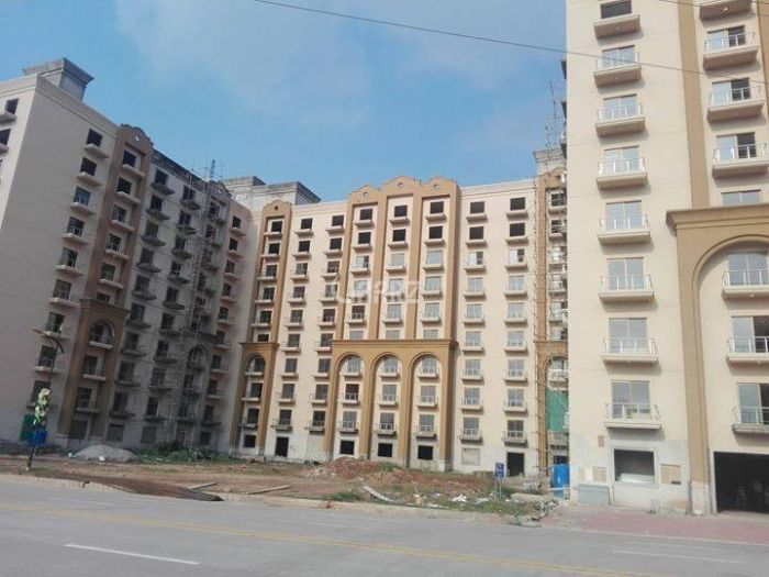 825 Square Feet Apartment for Sale in Islamabad Bahria Enclave
