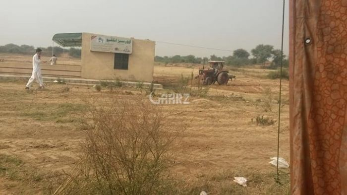 9 Marla Residential Land for Sale in Rawalpindi Phase-8 Block E