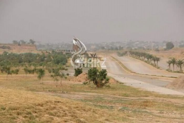 1 Kanal Residential Land for Sale in Karachi DHA City Sector-2