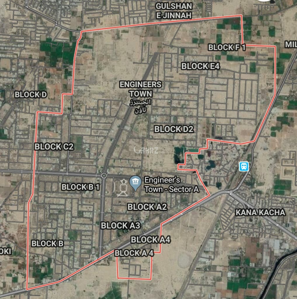 1 Kanal Residential Land for Sale in Lahore Iep Engineers Town