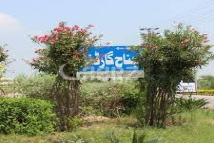 10 Marla Residential Land for Sale in Layyah Jinnah Garden Colony, Layyah