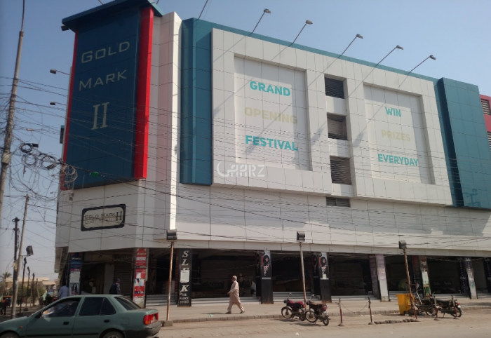 100 Square Feet Commercial Shop for Sale in Karachi DHA Phase-1