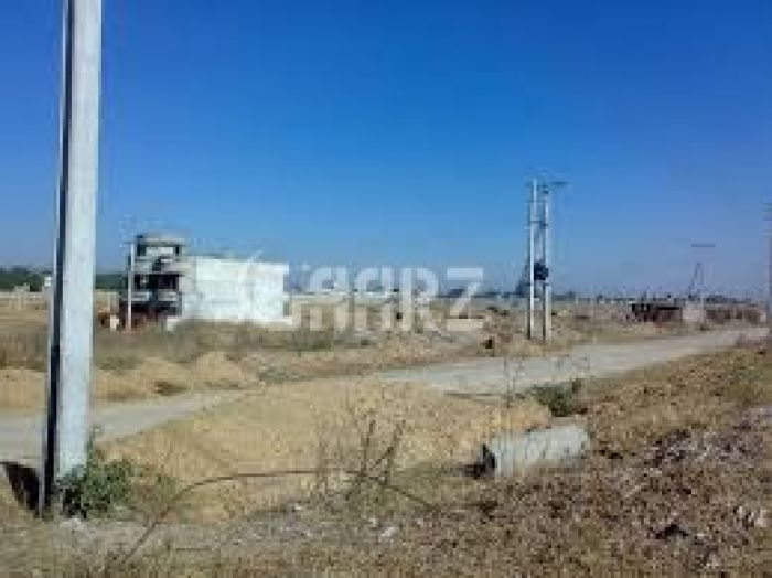 12 Marla Residential Land for Sale in Karachi DHA City Sector-4