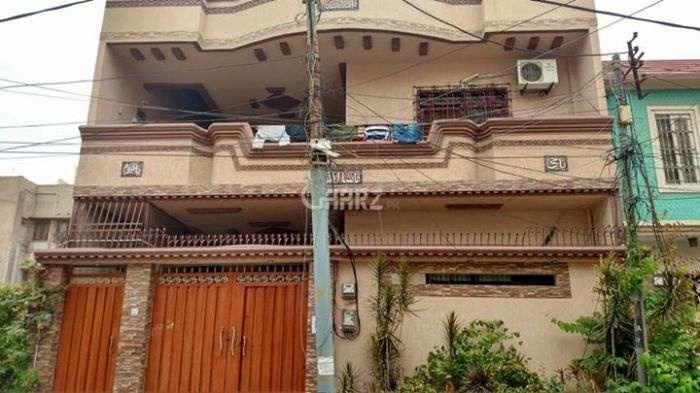 14 Marla House for Sale in Karachi Naval Housing Scheme