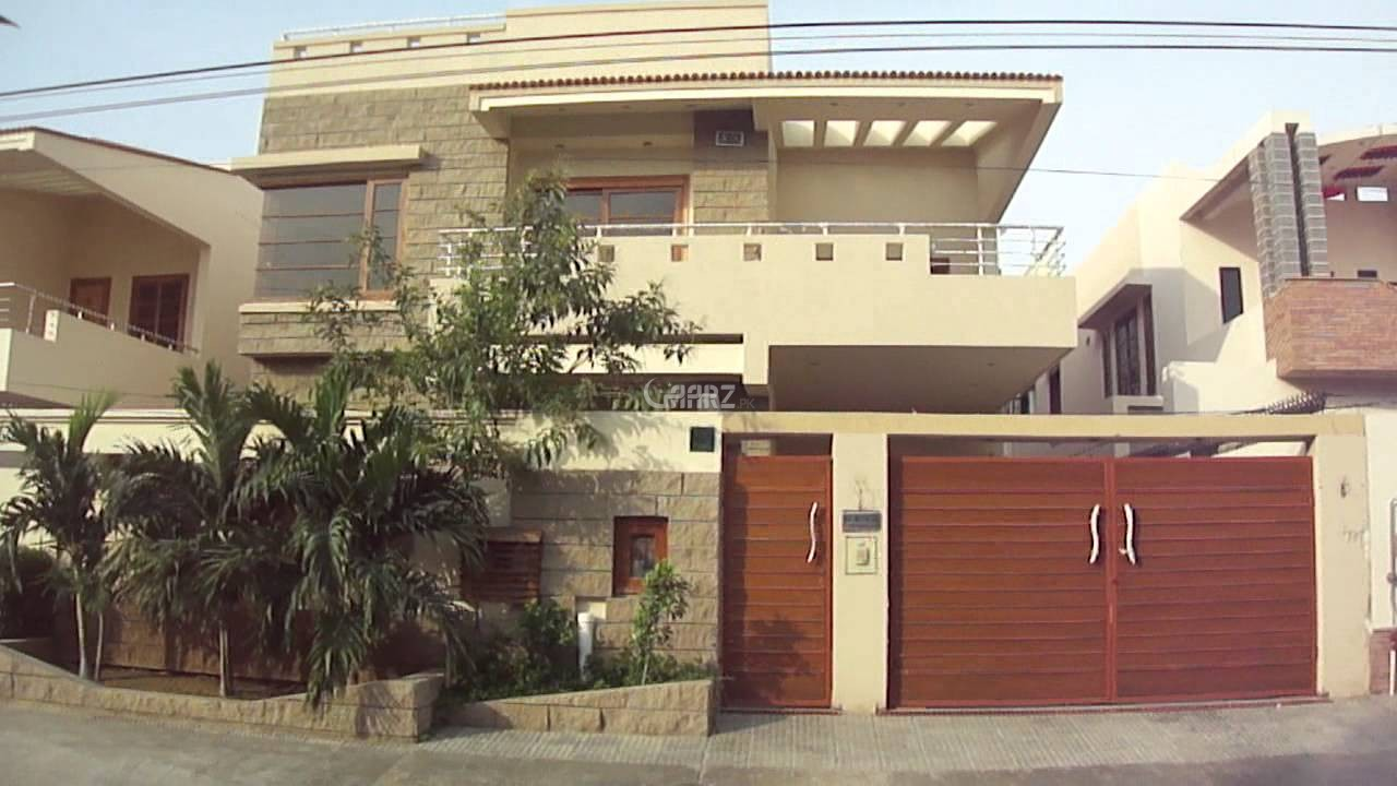2 Kanal House for Sale in Lahore Valencia Block A