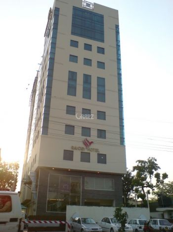 2.7 Kanal Commercial Building for Rent in Islamabad Main Jinnah Avenue Road