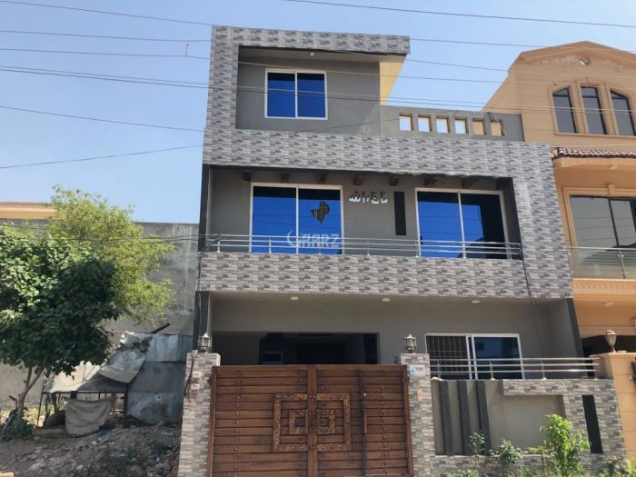 3 Marla House for Sale in Rawalpindi Airport Cooperative Society