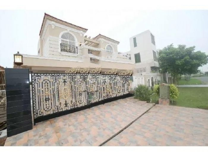 4 Kanal House for Sale in Karachi DHA Phase-8 Zone A