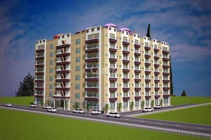 400 Square Feet Apartment for Sale in Islamabad H-13, Khiyam Town