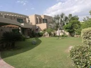 5 Kanal Farm House for Sale in Islamabad Block D, Gulberg Greens,