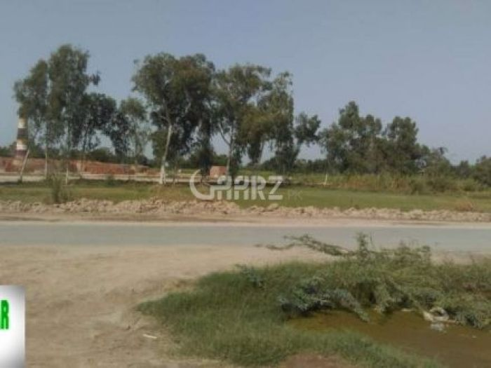 5 Kanal Residential Land for Sale in Lahore Main Canal Road