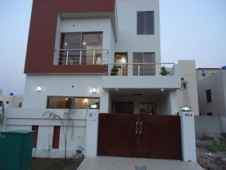 5 Marla House for Sale in Lahore DHA Phase-6 Block D