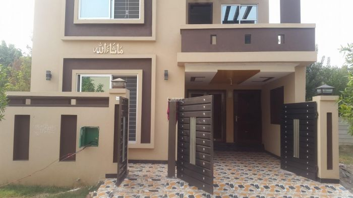 5 Marla House for Sale in Lahore Jubilee Town