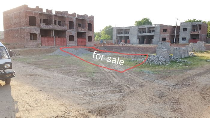 5 Marla Residential Land for Sale in Sialkot Cantt Road