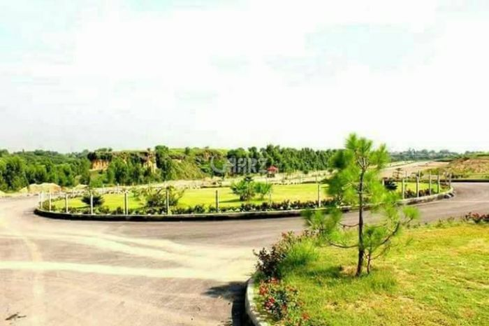 5 Marla Residential Land for Sale in Islamabad Cbr Residencia-5 Marla Plot For Sale , Investor Price By Alam Enterprises