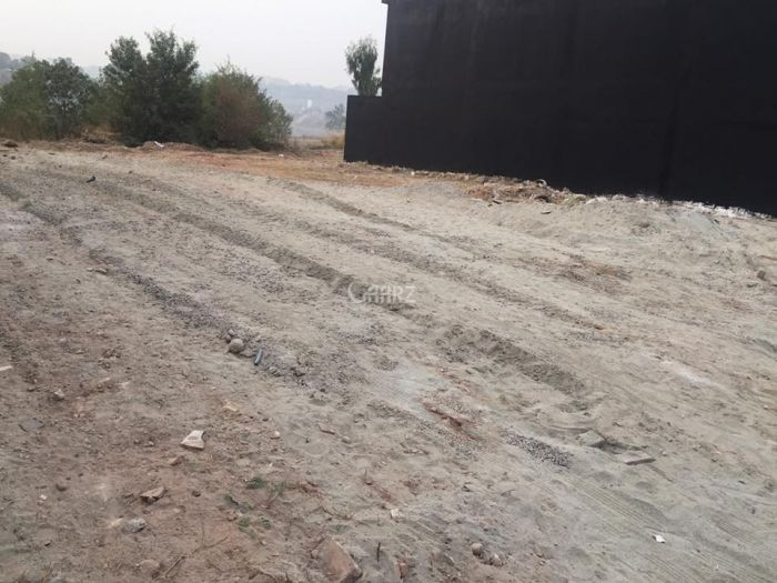 6 Marla Plot for Sale in Islamabad University Town Block C