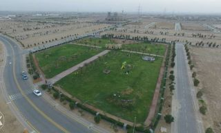 7 Marla Commercial Land for Sale in Lahore Sukh Chayn Garden