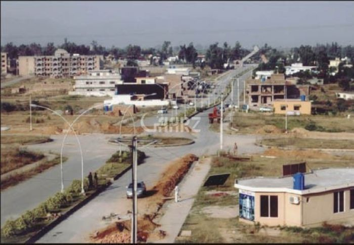 8 Marla Commercial Land for Sale in Lahore DHA Phase-8 Commercial Broadway
