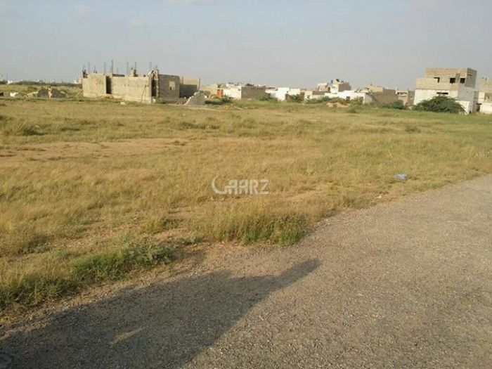 8 Marla Plot for Sale in Rawalpindi Bahria Town Phase-7