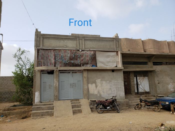 84 Square Feet House for Sale in Karachi Surjani Town Sector-10