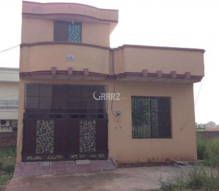 84 Square Yard House for Sale in Karachi Surjani Town Sector-1