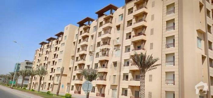 950 Square Feet Apartment for Sale in Karachi Bahria Town Precinct-19