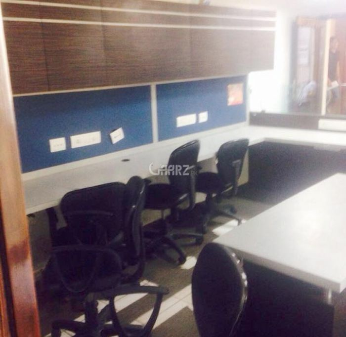 980 Square Feet Commercial Office for Sale in Karachi Al-murtaza Commercial Area, DHA Phase-8