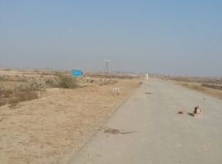 1 Kanal Residential Land for Sale in Karachi DHA Phase-8 Zone A