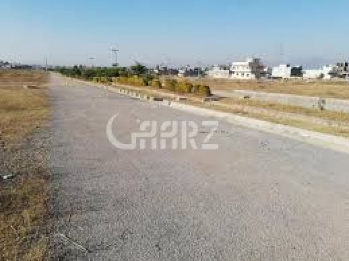 10 Marla Residential Land for Sale in Rawalpindi Block L, Bahria Town Phase-8