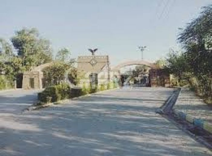 10 Marla Residential Land for Sale in Mardan Green Acres Town