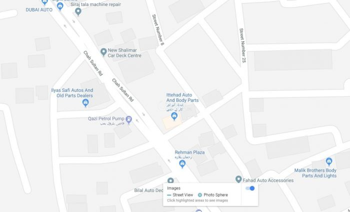 1152 Square Feet Commercial Building for Sale in Rawalpindi Chah Sultan, Chaklala Road, Rawalpindi
