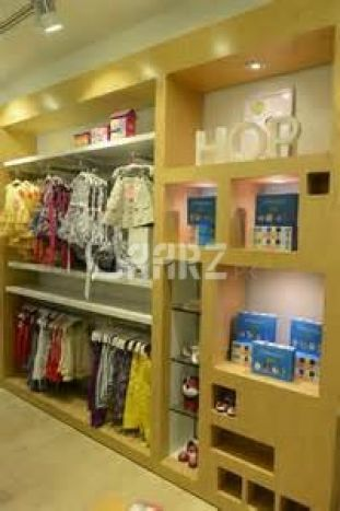 2 Marla Commercial Shop for Rent in Karachi Shaheed Millat Road