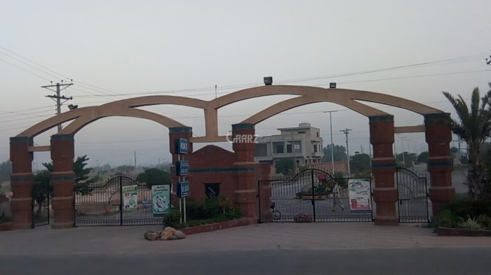 20 Marla Residential Land for Sale in Faisalabad Canal Expressway