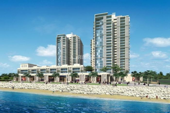 2154 Square Feet Apartment for Sale in Karachi Emaar Crescent Bay, DHA Phase-8