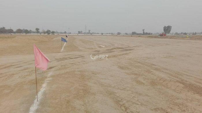 2.4 Kanal Plot for Sale in Karachi Zeenatabad Society Scheme-33