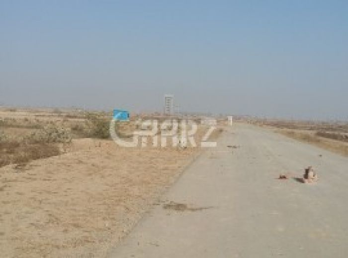 3 Marla Residential Land for Sale in Karachi Taiser Town