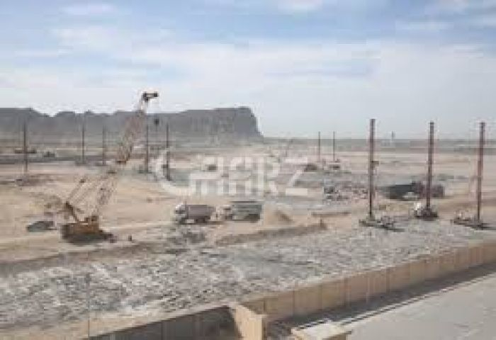 4 Marla Residential Land for Sale in Lahore Phase-8 Commercial Broadway