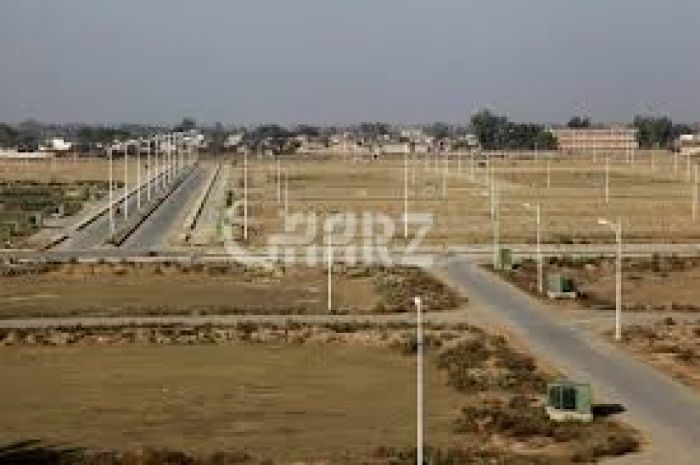 5 Marla Residential Land for Sale in Karachi Government Teacher Housing Society Scheme-33