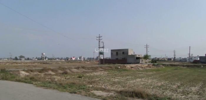 5 Marla Residential Land for Sale in Karachi Taiser Town Sector-72