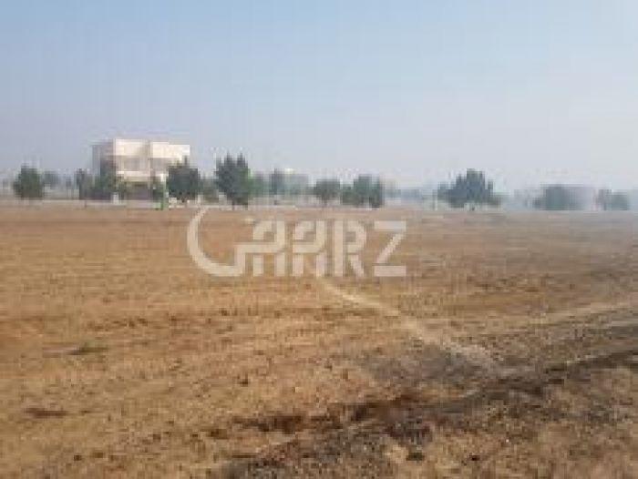 5 Marla Plot for Sale in Gujranwala Block C