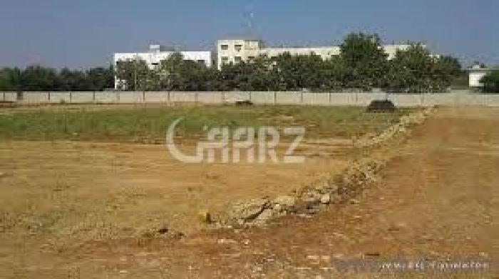 5 Marla Plot for Sale in Gujranwala Block D