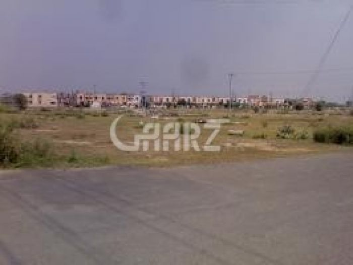5 Marla Residential Land for Sale in Lahore Bahria Town Sector A