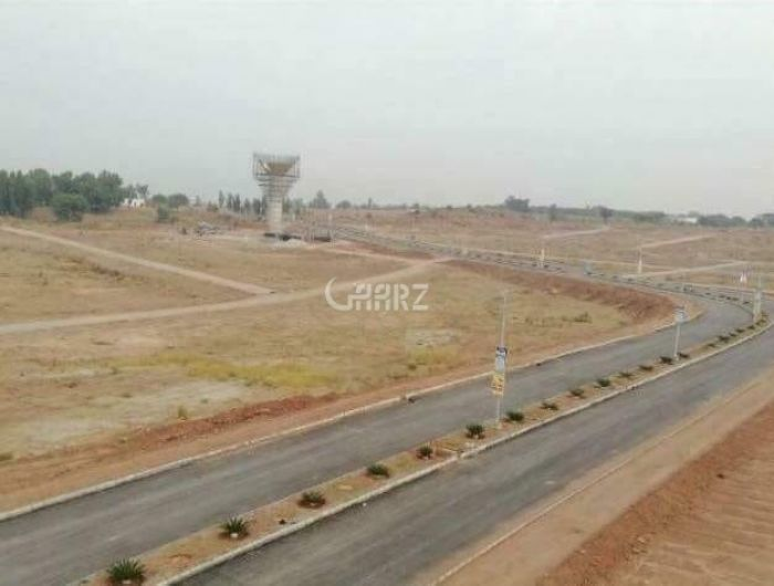 5 Marla Residential Land for Sale in Islamabad Islamabad Cooperative Housing Society-5 Marla Corner Plot For Sale